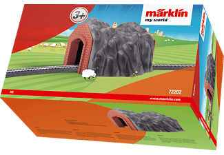 MÄRKLIN my world Eisenbahn-Tunnel