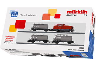 "MÄRKLIN Start up ""Mineralöltransport"" Zugpackung"