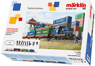 "MÄRKLIN Start up ""Containerzug"" Startpackung"
