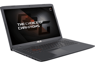 ASUS ROG GL752VW-T4016T Core i7-6700HQ/16GB/128GB SSD+1TB/ GeForce GTX 960M 4GB - (90NB0A42-M04450)