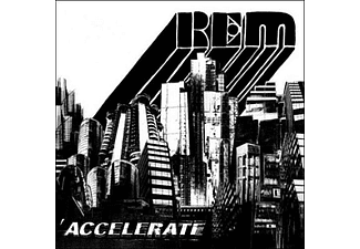 R.E.M. Accelerate CD