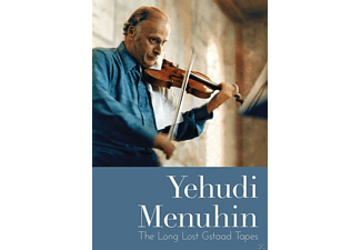 Yehudi Menuhin - The Long Lost Gstaad Tapes - (DVD)