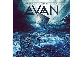 Evan - Blue Lightning [CD]