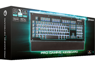 NACON NA344103 CL-510DE, Gaming-Tastatur
