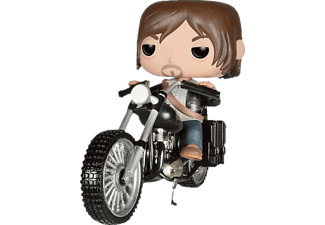 The Walking Dead Pop! Vinyl Figur Daryl Dixon & Chopper