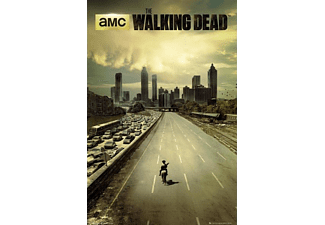 The Walking Dead Poster Dead City - Season 1
