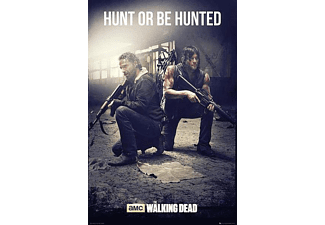 The Walking Dead Poster Hunt or be Hunted