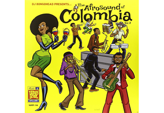 VARIOUS - The Afrosound Of Colombia Vol.2 - (Vinyl)