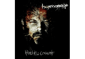 Harmorage - Psychico Corrosif - (CD)