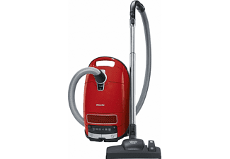 MIELE Complete C3 Excellence EcoLine Rood