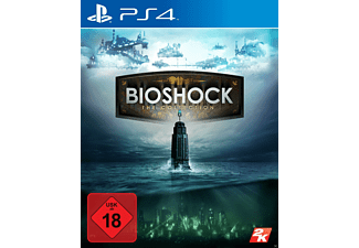 BioShock - The Collection [PlayStation 4]