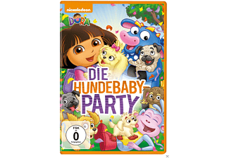 Dora: Die Hundebaby-Party [DVD]