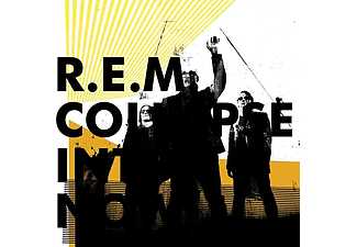 R.E.M. Collapse Into Now CD