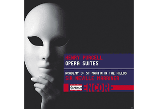 Sir Neville & Amf Marriner - Opera Suites - (CD)