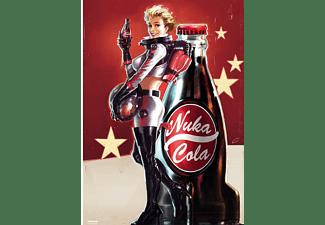 Mini Kühlschrank Nuka Cola : Fallout 4 xxl poster nuka cola kaufen saturn