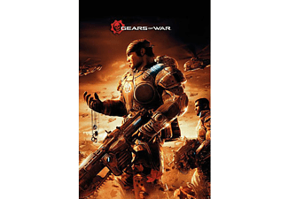 Gears of War Poster Armour