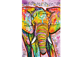 Dean Russo Poster Elephant Pop Art