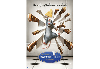Ratatouille Poster He's dying to become a chef