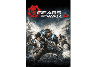 Gears of War 4 Poster Game Cover