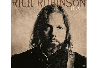 Rich Robinson Flux CD