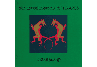Brotherhood Of Lizards - Lizardland - (CD)