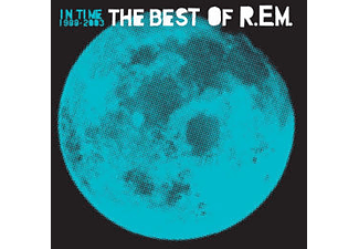 R.E.M. In Time: The Best of  REM CD