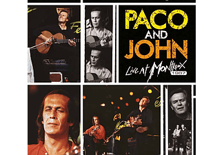 Paco De Lucia;John McLaughlin -  Live at Montreux 1987 [CD + DVD Βίντεο]