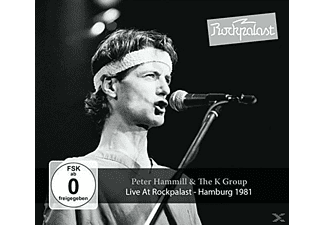 Peter & The K Group Hammill - Live At Rockpalast - (DVD + CD)
