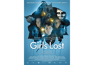 Girls Lost - (DVD)