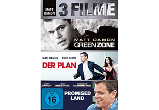 Green Zone, Der Plan, Promised Land - (DVD)