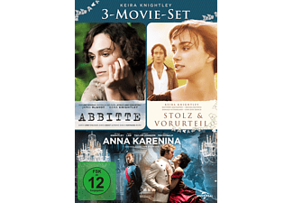 Keira Knightley - 3 Movie Set [DVD]