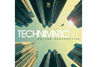 Technimatic - Better Perspective [CD]