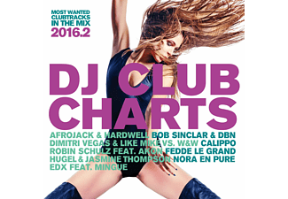 VARIOUS - DJ Club Charts 2016.2 - (CD)