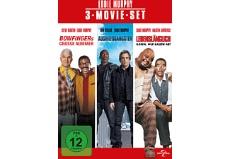 Eddie Murphy - 3 Movie Set [DVD]
