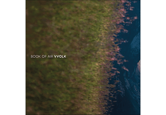 Book Of Air - Vvolk - (CD)