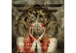 Pride And Fall - Red For The Dead-Black For T - (CD)