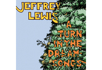 Jeffrey Lewis - A Turn in The Dream-Songs (CD)