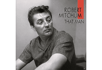 Robert Mitchum - That Man - (CD)