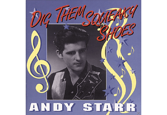 Andy Starr - Dig Them Squeaky Shoes - (CD)