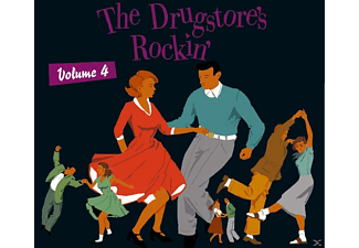 VARIOUS - The Drugstore S Rockin Vol 4 - (CD)