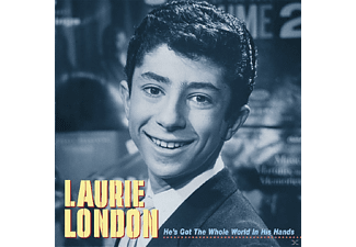 Laurie London - He S Got The Whole World In His Hands - (CD)