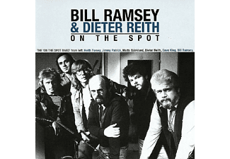 Bill Ramsey - On The Spot - (CD)