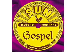 VARIOUS - Sun Gospel - (CD)