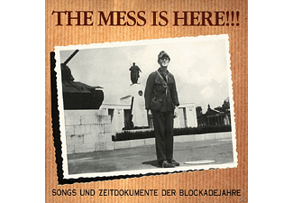 VARIOUS - The Mess Is Here - (CD)