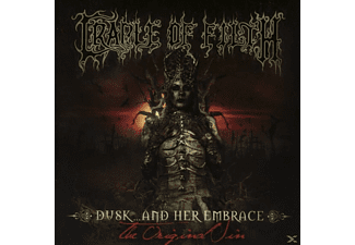 Cradle Of Filth - Dusk And Her Embrace - The Original Sin - (CD)