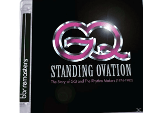 Gq & The Rhythm Makers - Standing Ovation-Story Of Gq & The Rhythm Makers [CD]