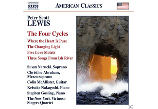 VARIOUS - The Four Cycles - (CD)