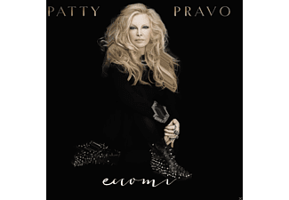 Patty Pravo - Eccomi - (CD)