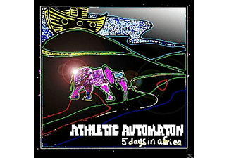 Athletic Automaton - 5 Days In Africa: Extended [CD]