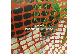 Adult Mom - Momentary Lapse of Happily - (Vinyl)